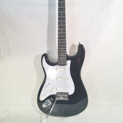 Stadium Electric Guitar-Left Handed Lefty Strat Style Electric Guitar-NEW-w/Shop Setup! for sale