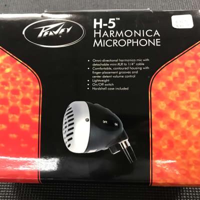 Peavey H5C  Harmonica Microphone