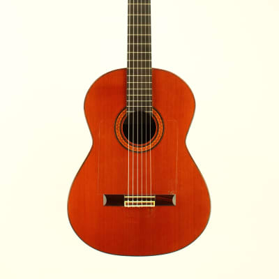 Eduardo Ferrer classical guitar 1972 - amazing sounding guitar from this great masterbuilder + video for sale