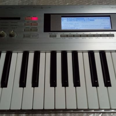 Korg Triton LE 61 with Synthonia Libraries