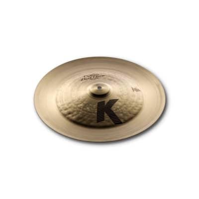 Zildjian 17 inch K Custom Dark China Cymbal - K0970 - 642388111000