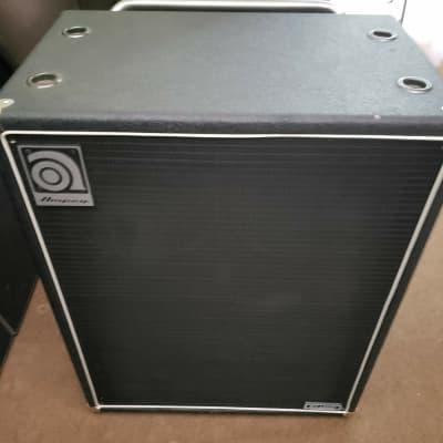Ampeg SVT-410HLF Classic Series 4x10 Bass Amp Cabinet