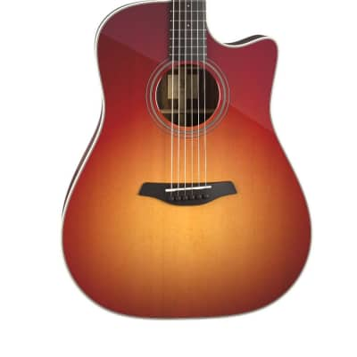 Furch Masters Choice - Green Series - Dreadnought Cutaway - Sunburst - LR Baggs SPE for sale