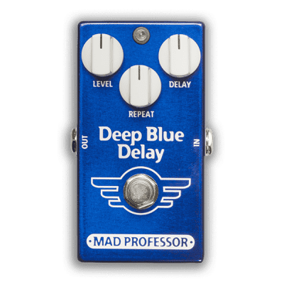 Mad Professor Deep Blue Delay - Mad Professor Deep Blue Delay for sale