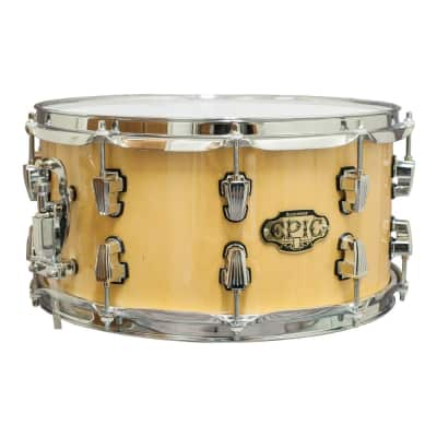 "Ludwig Epic ""The Brick"" 7x14"" 20-ply Birch Snare Drum"