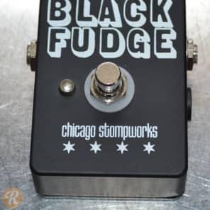 Chicago Stompworks Black Fudge