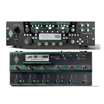 Kemper Profiler Rack Plus Remote for sale
