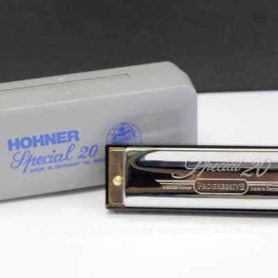 NEW Hohner Special 20 Progressive Harmonica - Key of 'Db'