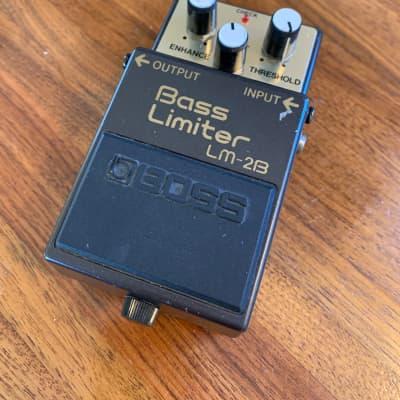Boss LM-2B Bass Limiter