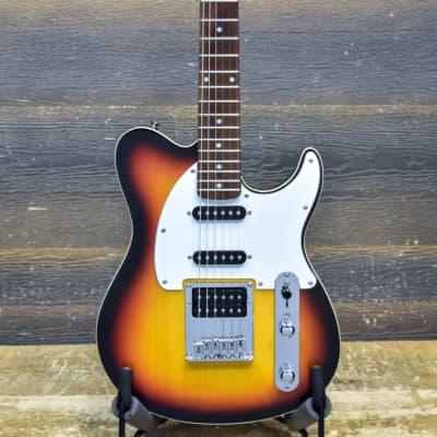 Peavey Generation EXP Solid Basswood Body HSS Sunburst Electric Guitar #QCM32311 for sale