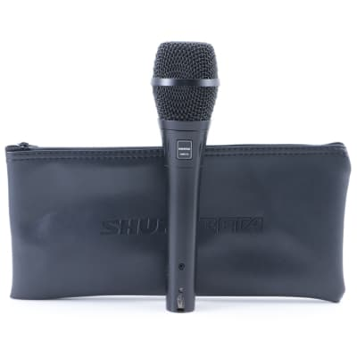 Shure SM87A Condenser SuperCardioid Microphone MC-3269
