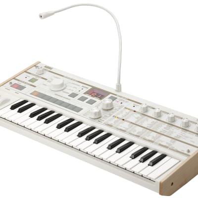 Korg microKORG S 37-key Synthesizer/Vocoder - 4 Voices -Display Model