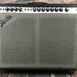 Used Fender Silverface Pro Reverb Tube Combo Amp