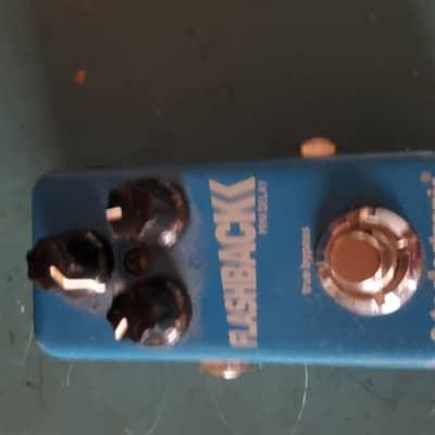 TC Electronic Flash Back Mini Delay  Blue