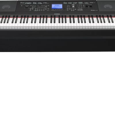 Yamaha DGX-630 Portable Grand Piano - Full Sized Keyboard | Reverb