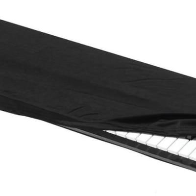 Kaces Stretchy Keyboard Dust Cover, MEDIUM - Fits 61 & 76 Note Models, KKC-MD