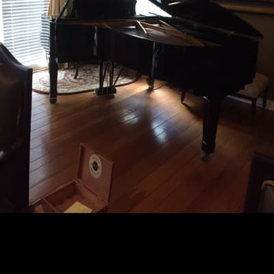 Young Chang 7' Grand Piano G-213, '88-'89, Auto Player