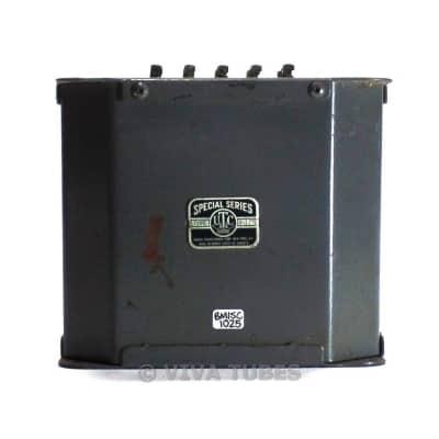 Vintage UTC S-40 Power Transformer 6.3V 2A, 6.3V 2A for Tube Amps image