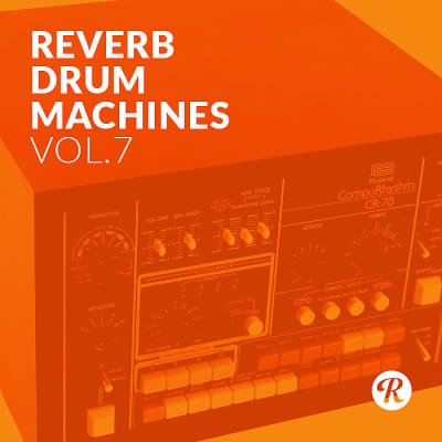 Reverb Roland CR-78 Sample Pack