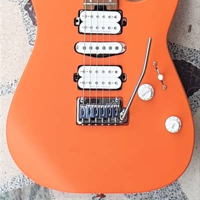 Charvel Pro-Mod DK24 HSH 2PT CM, Satin Orange Crush for sale