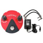 Dunlop FFM2 Germanium Mini Fuzz Face Bundle Red image
