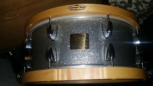 yamaha billy cobham signature maple wood hoops snare drum reverb. Black Bedroom Furniture Sets. Home Design Ideas