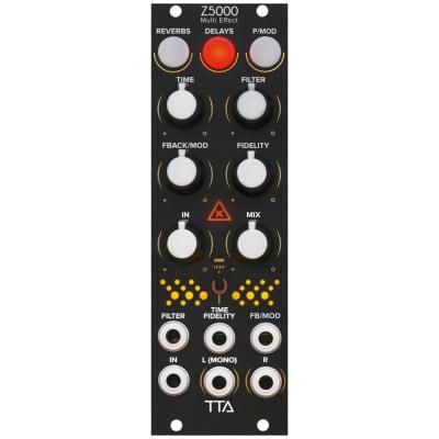 Tiptop Audio Z5000 Multi Effect Module - Black