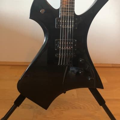 ESP ESP Axxion Custom Shop Dave Mustaine 2005 Piano Black