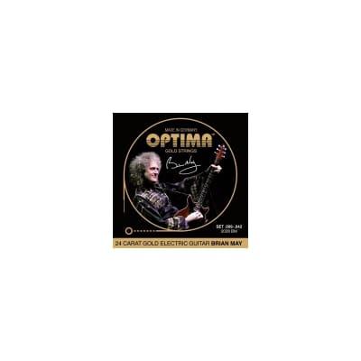 Optima Gold Electric Guitar Strings 09-42
