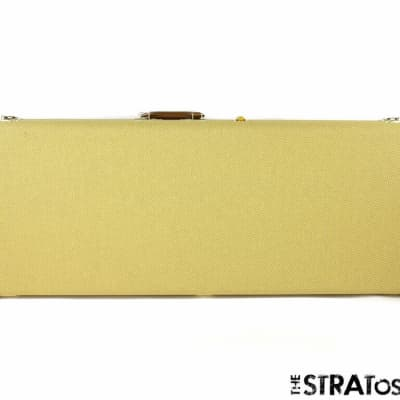 Fender Vintage Tele Tele G+G *TWEED HARDSHELL CASE Telecaster / Accessories for sale