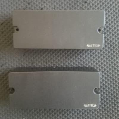 EMG 35HZ-B Passive Dual Coil Soapbar Bass Pickup