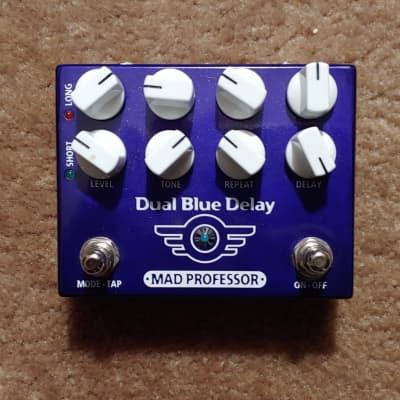 Mad Professor Dual Blue Delay for sale