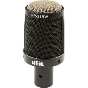 Heil PR31BW Short Barrel Large Diaphragm Dynamic Microphone