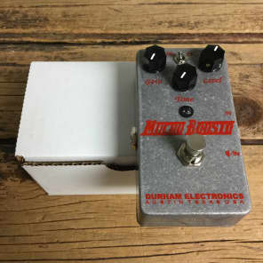 Durham Electronics Mucho Boosto Overdrive Pedal