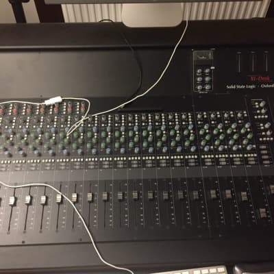 Solid State Logic XL-Desk
