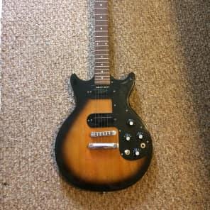 Gibson Melody Maker Brown Sunburst 1977