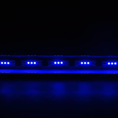 (10) Pioneer Marantz ,Sansui ,Royal Blue LED 8V Fuse Style Lamps/Vintage Stereo Receiver Dial Meters