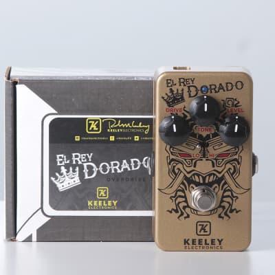 Keeley El Rey Dorado Plexi Overdrive