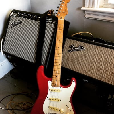 Japanese Squier Stratocaster