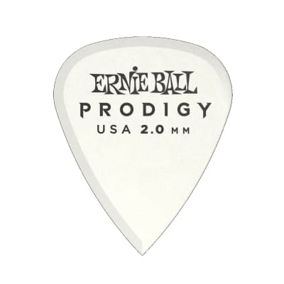 Ernie Ball Prodigy Pick 2.0mm for sale