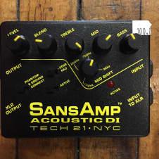 Tech 21 SansAmp Acoustic DI 2010s