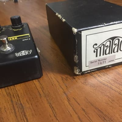 Vintage Matao Phaser MIJ 70s for sale