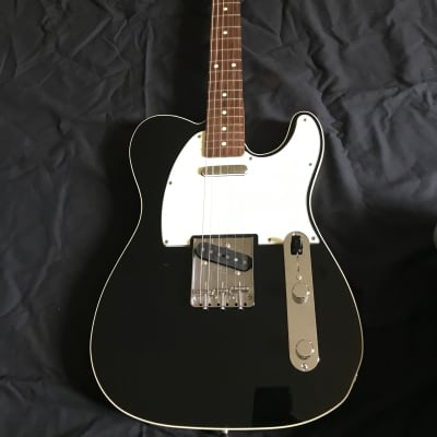 Fender Telecaster Custom '62 Reissue MIJ black for sale