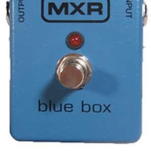 MXR M-103 Blue Box Octave Fuzz for sale