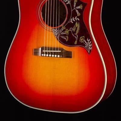 Gibson Acoustic Hummingbird Vintage Cherry Sunburst