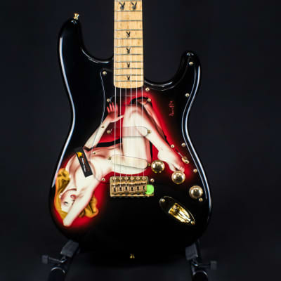 Fender Custom Shop Marilyn Monroe Playboy 40th Anniversary Stratocaster 1994 #97 for sale