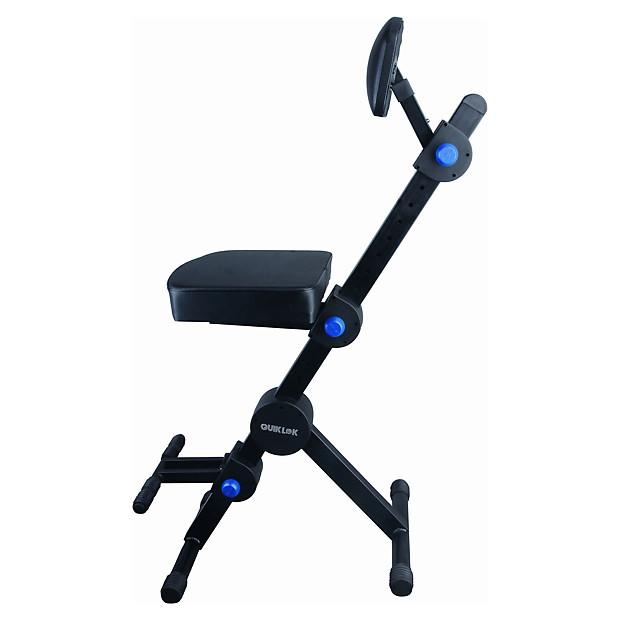Quik Lok Dx 749 Height Adjustable Stool W Adjustastable