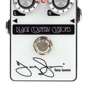 Laney Black Country Customs Tony Iommi Signature Boost pedal