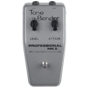British Pedal Company Tone Bender Pro MKII OC81D ToneBender Fuzz Pedal