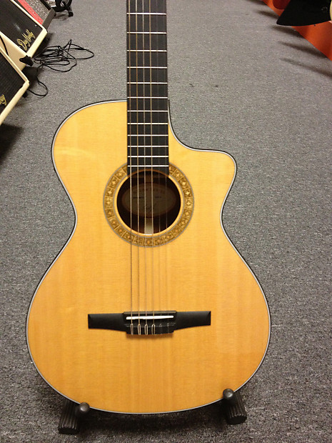 taylor ns32ce acoustic electric nylon guitar reverb. Black Bedroom Furniture Sets. Home Design Ideas